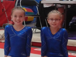 Neve & Emelia Level 7 Floor and Vault 2014