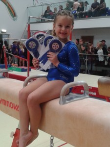 Lois 2014 Invitational 7yrs Level 7