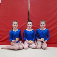 Essex county grade 3 passed with distinction for Jorja, Emily and Kathryn.